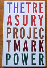 SIGNED MARK POWER - THE TREASURY PROJECT - 2002 LIMITED EDITION - FINE COPY