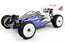 HoBao Hyper VS 1/8 RTR Buggy 100A ESC, Savox, 2.4GHZ Radio - Blue HBVSE-C100BU