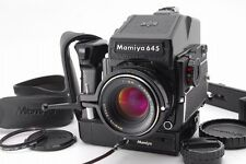 NEAR MINT Mamiya M645 1000S w/ Sekor C 80mm F/2.8,AE Finder from JAPAN 1013