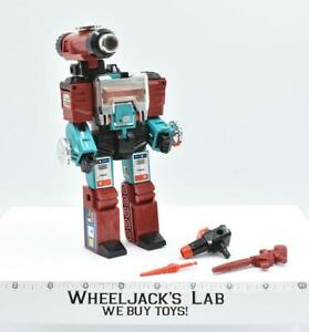 Perceptor *Near Complete 1985 Vintage G1 Transformers Microscope Action Figure