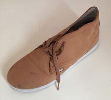 Women's Buffalo Ankle Boots In TAN  - Size UK 5