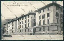 Aosta città Case Operaie cartolina QQ5792