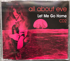 All About Eve - Let Me Go Home Cd2 (2004, Voiceprint Uk)