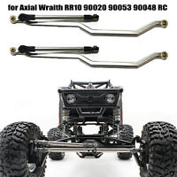 Axle Steering Links pour Axial Wraith RR10 90020 90053 90048 RC Crawler Car