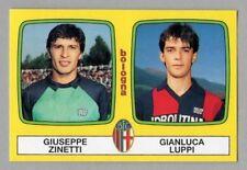 FIGURINA CALCIATORI PANINI 1985/86 - RECUPERO N.370 ZINETTI/.. - BOLOGNA