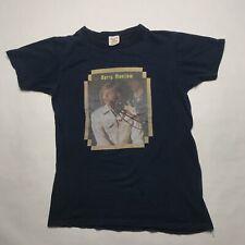 New listing Rare Vtg Barry Manilow T Shirt Small concert tour 70s 80s