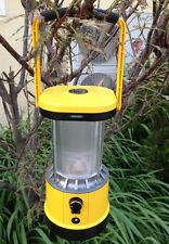 Camping Solar Lantern, Huge 4 Watt solar power for very bright light, Reliable.