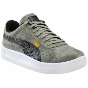 Puma Gv Special+ Gator Gray Lace Up  Mens  Sneakers Shoes Casual