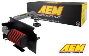 AEM Brute Force Air Intake - Guynmetal Gray for 97-06 Jeep Wrangler TJ 4.0L L6