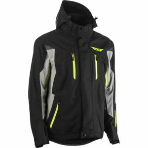 Fly Racing SympaTex Incline Mens Sking Winter Sports Snowmobile Jackets