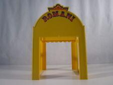"PLAYMOBIL- ""ESPECTACULAR SET DE ENTRADA DEL CIRCO ROMANI - 1"" - LUJO!"
