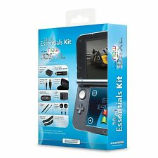 dreamGEAR New Nintendo 3DS XL 20 in 1 Essentials Starter Kit - Black