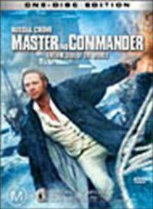 Master & Commander DVD