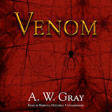 Venom Audio CD – Audiobook, CD by A. W. Gray (Author)