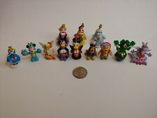 DISNEY COLLECTOR PACKS PARK SERIES #7 HOLIDAY MINI FIGURES LOT OF 12 FIGURES