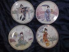 Poetic Visions of Japan Collectible Plate Series Yoshiharu Katoh Ketsuzan-Kiln-4