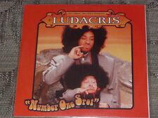 Ludacris:  Number one spot   CD Single  promo  NM