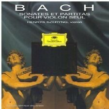 Henryk Szeryng, Szer - Bach Js-Sonates Violonandpartitas BWV [New CD] F
