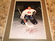 CHAD VIZZUTTI  POWELL RIVER PAPER KINGS SIGNED 5 X 7 PHOTO POWELL RIVER KINGS