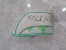 RARE TaylorMade Women's 2016 Kalea 7-Iron Hybrid Slip-On Style Head Cover-Used