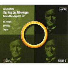 RICHARD WAGNER - DER RING DES NIBELUNGEN VOL.1 4 CD NEU