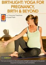 Prenatal Pregnancy Yoga DVD - BIRTHLIGHT Yoga For Pregnancy, Birth & Beyond DVD!