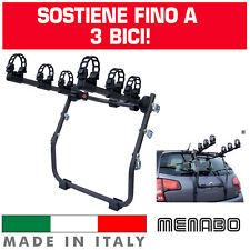 Barre portatutto AFS Menabo' Honda Jazz anno 2010 Made in Italy