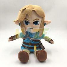 La leyenda de Zelda Aliento del vínculo nendoroideo salvaje Muñeco de peluche