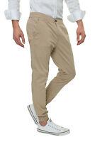 Selected Herren Chino-Hose Slim Pants Herrenhose Lange Hose Business SALE %