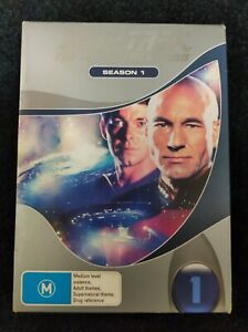 Star Trek The Next Generation : Season 1 DVD s