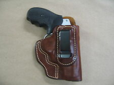 Taurus Protector Polymer 85, 605 Poly Revolver IWB Conceal Carry Holster TAN RH