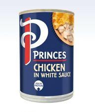 Princes/princess Succulent Chicken in White Sauce 392g x 4 tins