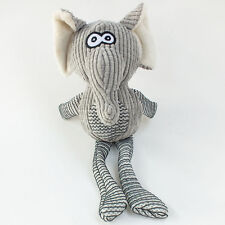 Good Boy Barkington Jungle Bunch Soft Cuddly Monkey/Elephant Dog Toy #08728