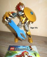 Lego 70200 Legends of Chima Chi Laval complet + Notice 2013