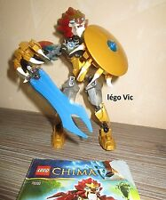 Lego 70200 Legends of Chima Chi Laval complet + Notice 2013 -CN14