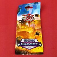 New White Wizard Star Realms Cosmic Gambit Set Booster Pack 14 Cards