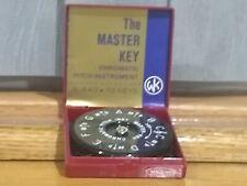 The Master Key Chromatic Pitch Instrument A-440 13 Keys - Wm. Kratt, Mk2-C