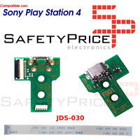 JDS-030 CONECTOR CARGA MANDO PLAY STATION 4 PLACA CORRIENTE MICRO USB PS4+FLEX