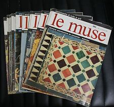 Le Muse - enciclopedia di tutte le arti - De Agostini ed. - 19 volumi