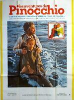 Plakat Kino Les Aventures De Pinocchio Luigi Comencini 120 X 160 CM