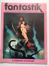 ALBUM FANTASTIK N°12 .......... EDITION ORIGINALE  1982