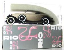 RIO Cadillac V16 Cabriolet 1931 Ref:77