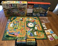 The Game of Life The Simpsons Edition Board Game By Milton Bradley 2004
