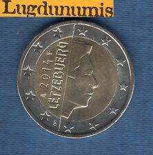Luxembourg 2014 - 2 euro - Pièce neuve de rouleau - Luxembourg