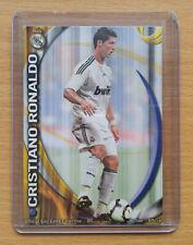CRISTIANO RONALDO REAL MADRID CF 45# MUNDICROMO FICHA CARD 2010 2011 LIGA 10 11