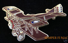 SPAD S 13 XIII BI PLANE HAT LAPEL PIN WWI FIGHTER ACE FRENCH FIGHTER FRANCE
