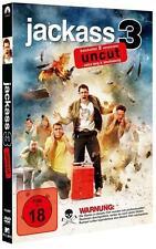 Jackass 3, DVD, Uncut extra lang und Kino Fassung, FSK 18, Neu/OVP