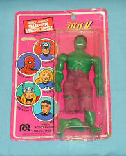 vintage Mego WORLD'S GREATEST SUPER-HEROES WGSH THE INCREDIBLE HULK resealed