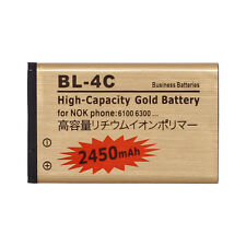 BL-4C Battery for Nokia X2 7270 7200 6301 6300 6300i 6260 2450mAh, high capacity