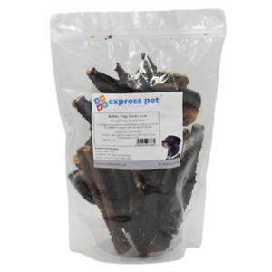Buffalo Tripe Sticks for Dogs 15cm (6 Inches) 100% Natural Air-Dried Dog Treat